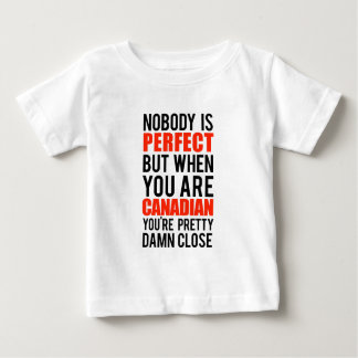 Canadian Baby T-Shirt