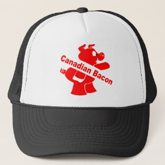 Canadian Bacon Trucker Hat