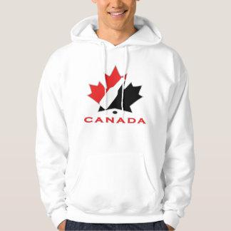 Canadian Beer Team Hoodie