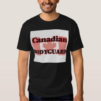 Canadian Bodyguard Tshirt