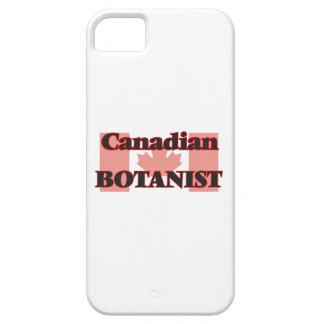 Canadian Botanist iPhone 5 Cases