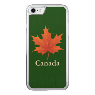 Canadian Carved iPhone 8/7 Case