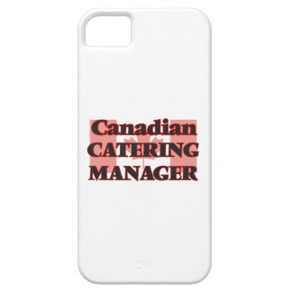Canadian Catering Manager Barely There iPhone 5 Case