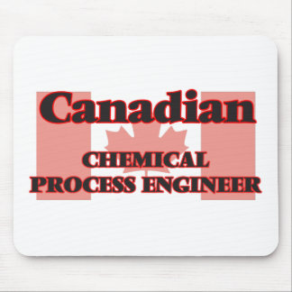 Canadian Chemical Process Engineer Mouse Pad