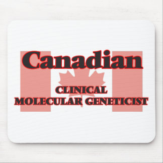 Canadian Clinical Molecular Geneticist Mouse Pad