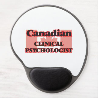Canadian Clinical Psychologist Gel Mouse Pad