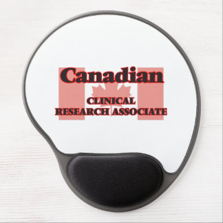 Canadian Clinical Research Associate Gel Mouse Pad