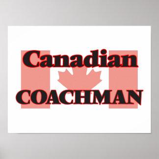 Canadian Coachman Poster