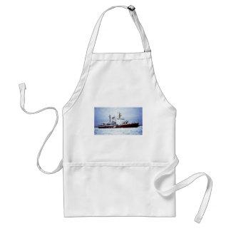 Canadian Coast Guard / Garde côtière canadienne Standard Apron