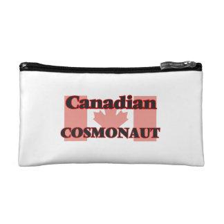 Canadian Cosmonaut Cosmetic Bag