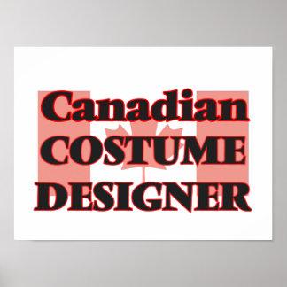 Canadian Costume Designer Poster