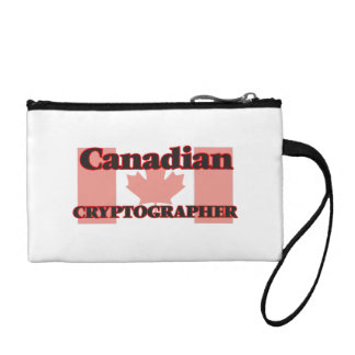Canadian Cryptographer Coin Wallet