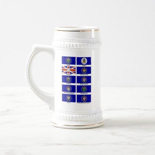 Canadian Designs Coffee Mugs