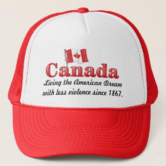 Canadian Dream Trucker Hat