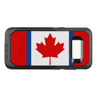 Canadian Duality Flag Samsung OtterBox Case