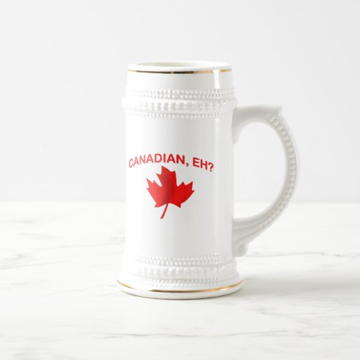 Canadian, eh? 2 coffee mug