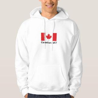 Canadian, eh? hoodie