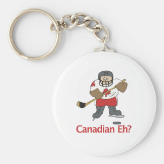 Canadian Eh? Key Ring