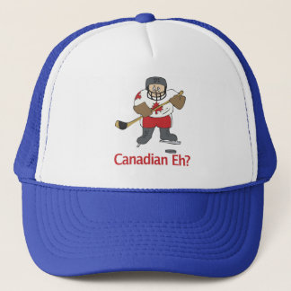 Canadian Eh? Trucker Hat