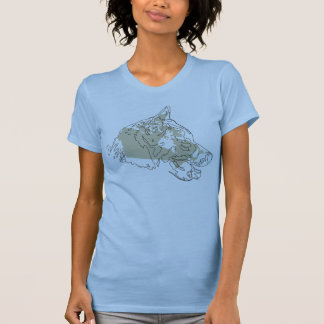 Canadian Eskimo Dog Women's T-shirt