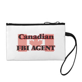 Canadian Fbi Agent Coin Wallet