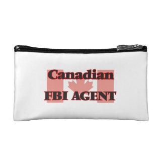 Canadian Fbi Agent Makeup Bags
