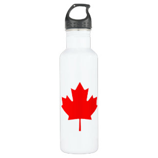 Canadian Flag 710 Ml Water Bottle