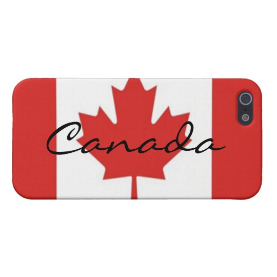 Canadian Flag-Canada iPhone 5/5S Case