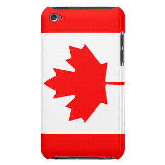 Canadian Flag  Barely There iPod Cover