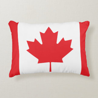 Canadian Flag Decorative Cushion