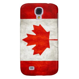 Canadian Flag Galaxy S4 Case