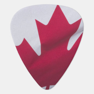 Canadian Flag. Guitar Pick