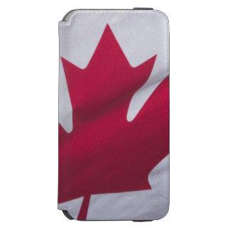 Canadian Flag. Incipio Watson™ iPhone 6 Wallet Case