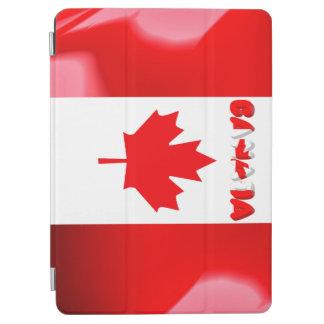 Canadian flag iPad air cover