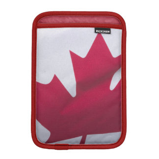 Canadian Flag. iPad Mini Sleeves