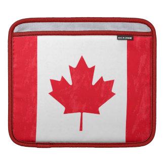 CANADIAN FLAG iPad Sleeve