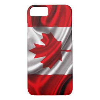 Canadian Flag iPhone 7 Case
