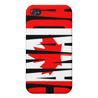 Canadian Flag iPhone case Case For The iPhone 4