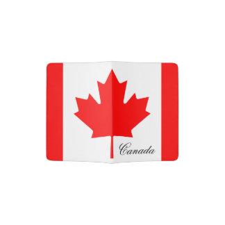 Canadian flag passport holder | Canada pride