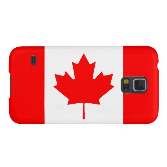 Canadian Flag Samsung Galaxy Nexus Case For Galaxy