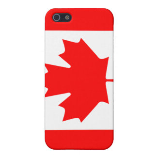 Canadian Flag Speck Case iPhone 5 Cases