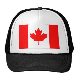 Canadian FlagPattern Cap