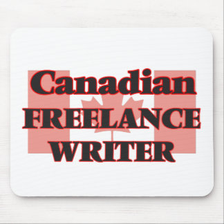 Canadian Freelance Writer Mouse Pad