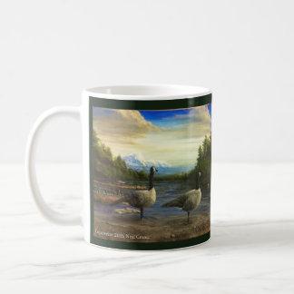 Canadian Geese Mug Coffee Cup