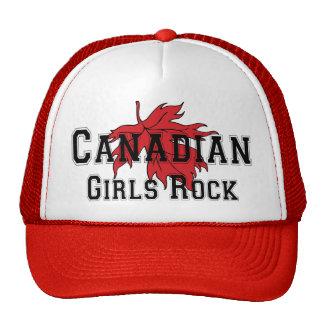 Canadian Girls Rock T Shirt Cap