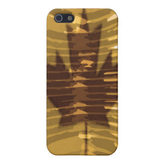 Canadian Gold MapleLeaf - Success in Diversity iPhone 5/5S Cases
