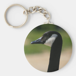 Canadian Goose  Keychain