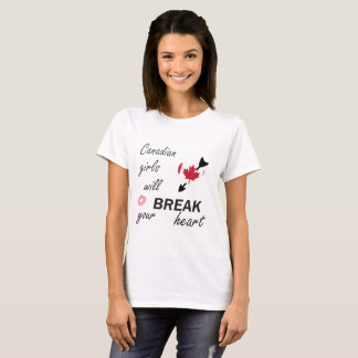 Canadian Heartbreaker T-Shirt