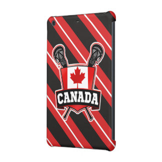 Canadian Lacrosse Flag Case