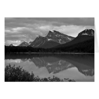 Canadian Lake Note Greeting Card